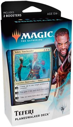 Magic The Gathering - Dominaria Planeswalker Deck - Teferi