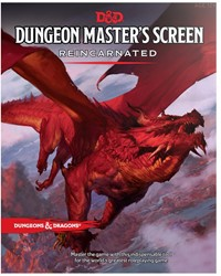 D&D 5.0 - Dungeon Master's Screen Reincarnate