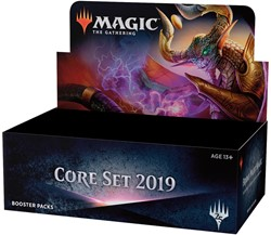 Magic The Gathering - Core 2019 Boosterbox