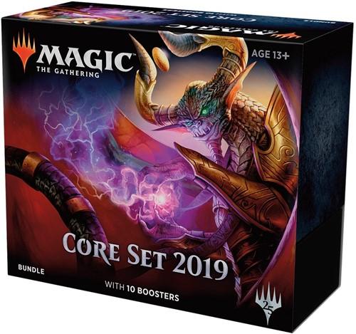 Magic The Gathering - Core 2019 Bundle
