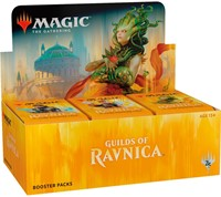 Magic The Gathering - Guilds of Ravnica Boosterbox