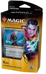 Magic The Gathering - Guilds of Ravnica Planeswalker Deck Ral