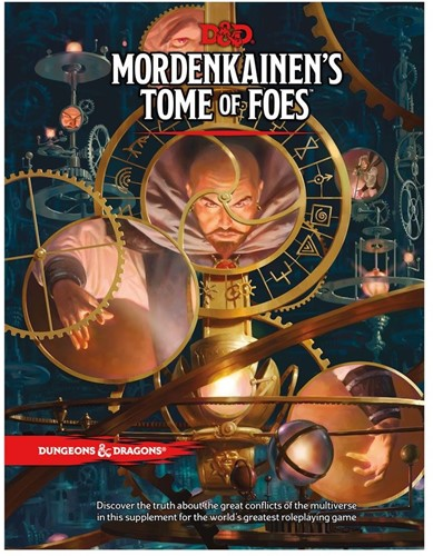 D&D Mordenkainen