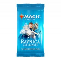 Magic The Gathering - Ravnica Allegiance Boosterpack-2