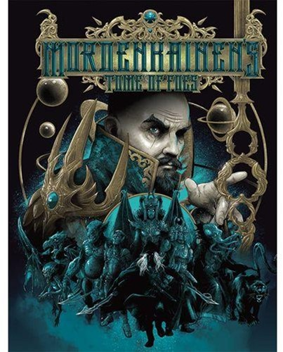 Dungeons & Dragons: Mordenkainen's Tome of Foes Alternate Cover (Limited Edition)
