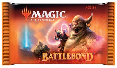 Magic The Gathering - Battlebond Boosterpack-2