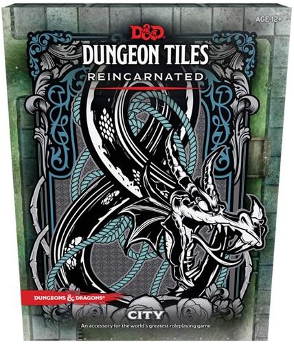 D&D Dungeon Tiles Reincarnated City