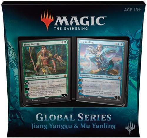 MTG Global Series Jiang Yanggu vs Mu Yanling