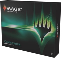 Magic The Gathering - Commander Anthology Volume II