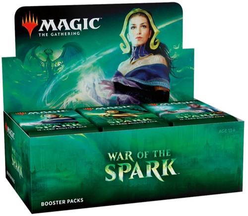 Magic The Gathering - War of the Spark Boosterbox