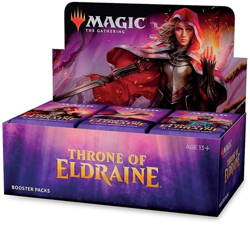 Magic The Gathering -  Throne of Eldraine Boosterbox