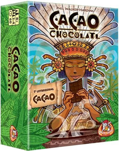 Cacao - Chocolatl (demo spel)