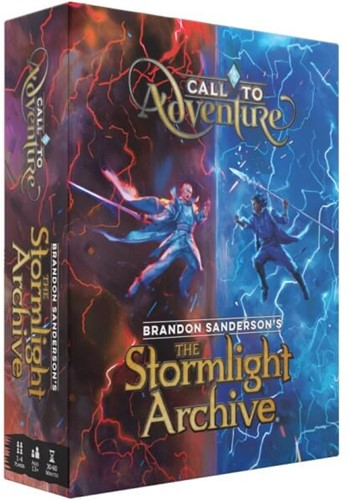 Call To Adventure - Stormlight Archive