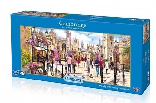 Cambridge Puzzel (636 stukjes)