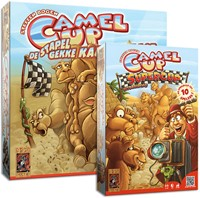 Camel Up + Supercup Uitbreiding
