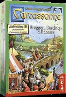 Carcassonne - Bruggen, Burchten en Bazaars-1