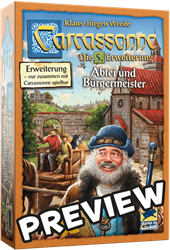 Carcassonne - Burgemeesters en Abdijen