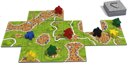 Carcassonne (Nieuwe Editie)-2