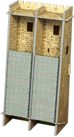 Carcassonne - De Toren-2