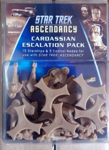 Star Trek Ascendancy - Cardassian Escalation Pack