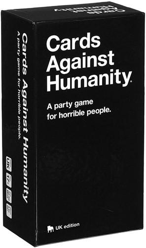 Cards Against Humanity - UK Edition V2.0 (Doosje beschadigd)