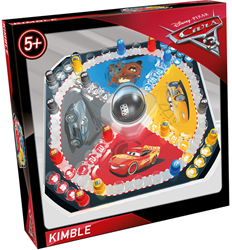 Cars 3 - Kimble