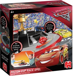 Cars 3 - Piston Cup Race