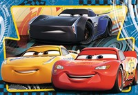 Disney Cars 3 - Lightning, Cruz en Jackson (2 x 24)-3
