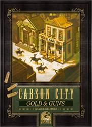 Carson City - Gold & Guns