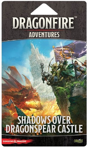 Dragonfire - Shadows over Dragonspear Castle Adventure Pack