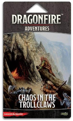 Dragonfire - Chaos in The Trollclaws Adventure Pack
