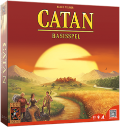 De Kolonisten Van Catan - Basisspel + gratis mat!