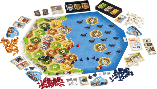 Catan - Legende van de Zeerovers-2