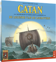 Catan - Legende van de Zeerovers