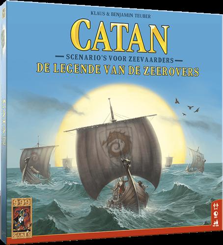 Catan - Legende van de Zeerovers-1