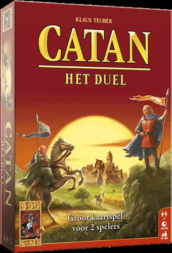 Catan - Het Duel Kaartspel-1