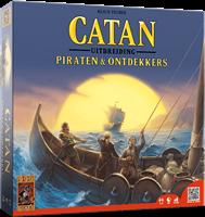 De Kolonisten van Catan: Piraten en Ontdekkers-1