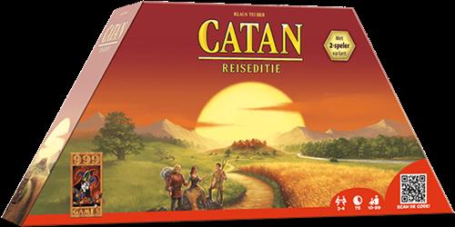 De Kolonisten van Catan: Reiseditie-1