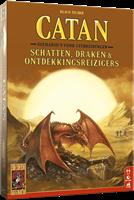 Catan - Schatten, Draken & Ontdekkingsreizigers-1