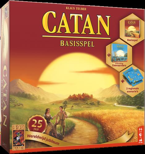 Catan - 25 Jaar Wereldwijd Jubileum (demo spel)
