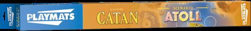 Speelmat Catan Steden & Ridders - Scenario Atoll-2