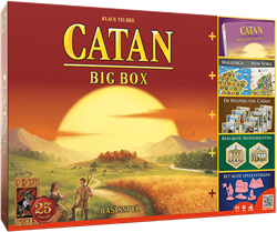 De Kolonisten van Catan: Big Box