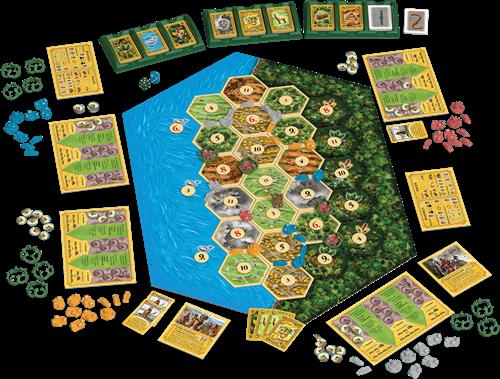 Catan - De Opkomst van de Inca's-2