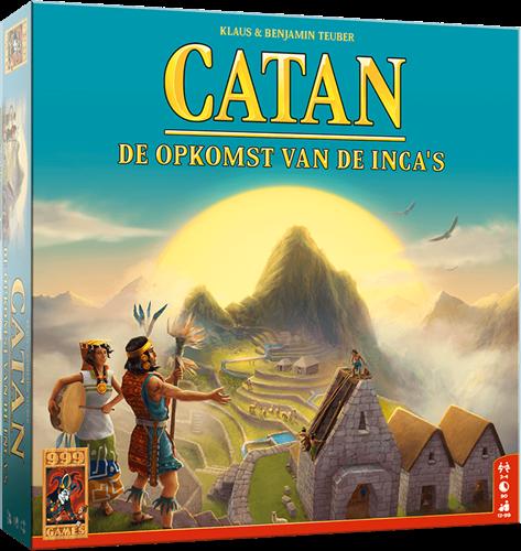 Catan - De Opkomst van de Inca
