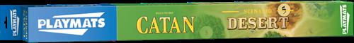 Speelmat Catan Basisspel - Scenario Desert-2