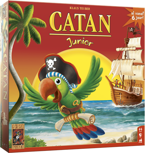 De Kolonisten van Catan Junior-1