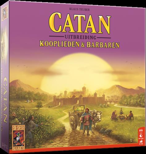 Catan - Kooplieden & Barbaren