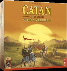 De Kolonisten van Catan: Steden en Ridders