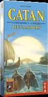 De Kolonisten van Catan: De Zeevaarders 5/6 Spelers