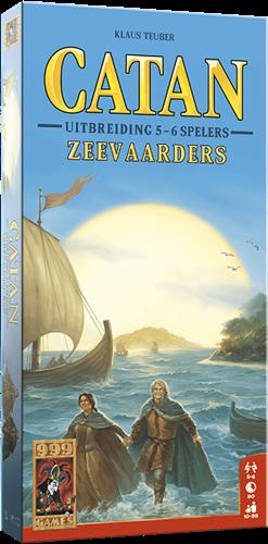 Catan - De Zeevaarders 5/6 Spelers